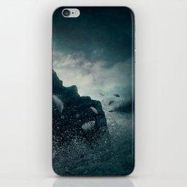 Fallen From Grace iPhone Skin