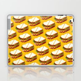 Ham Sandwich Pattern Laptop & iPad Skin