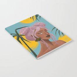 Dark Moon Notebook