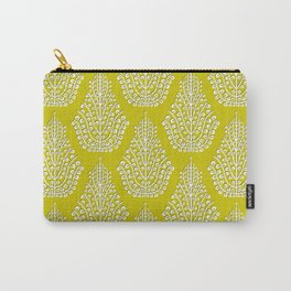 SPIRIT lime white Carry-All Pouch