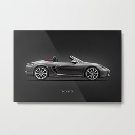 The Boxster Metal Print