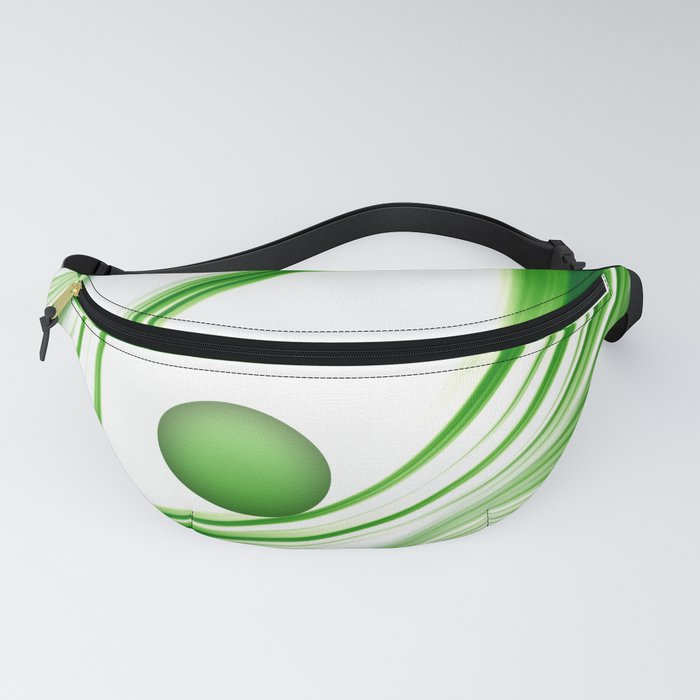 Green 113 Fanny Pack