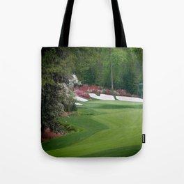 Augusta Amen Corner Golf Tote Bag