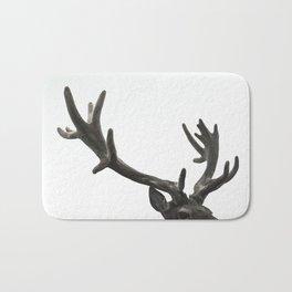 Single Deer Bath Mat