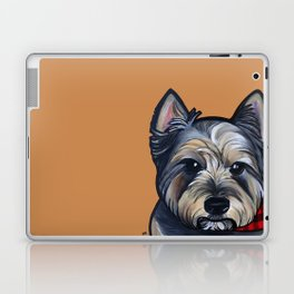 Rigoletto the cairn terrier Laptop & iPad Skin