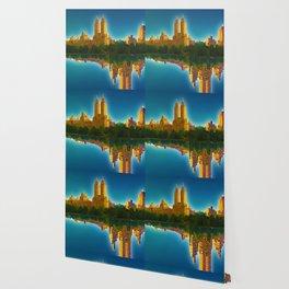 Fantasy City New York Gift Wallpaper