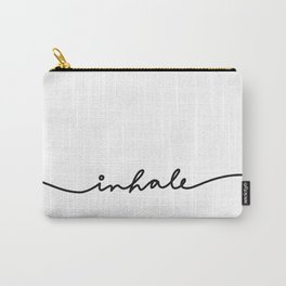inhale Carry-All Pouch