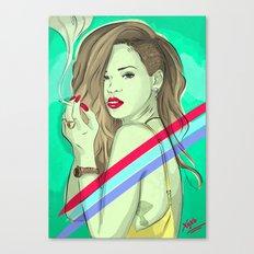 We Found Love Canvas Print