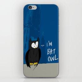 Bat Owl ... iPhone Skin