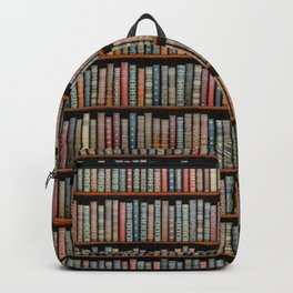 The Library Backpack