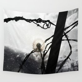 Barbed Wish Wall Tapestry