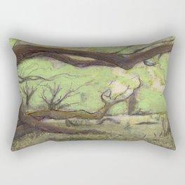 Live Oaks Rectangular Pillow