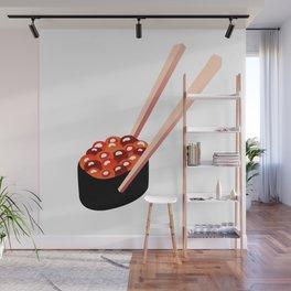Juicy Sushi ~ Raw Catz Wall Mural