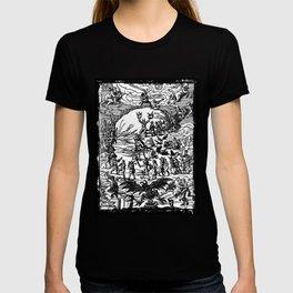 Witches Sabbath T-shirt