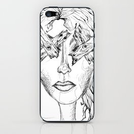 They Say Eyes Are Windows To Our Soul iPhone Skin