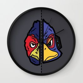 Old & New Falco Lombardi Wall Clock
