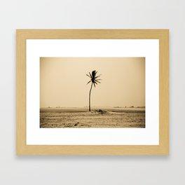 Standing Strong Framed Art Print