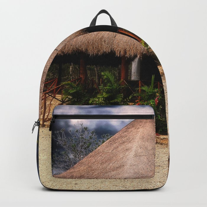 Beach House Backpack