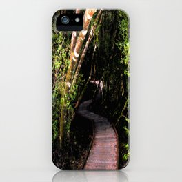 """The Franklin–Gordon Wild Rivers National Park""  iPhone Case"