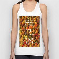 camo Tank Tops featuring CAMO BERLIN by Chrisb Marquez