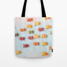 Plenty of Fish Tote Bag