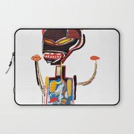 Homage to Basquiat Untitled Laptop Sleeve