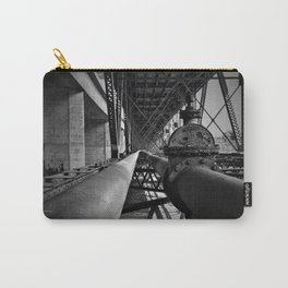 Under the bridge pipes Carry-All Pouch
