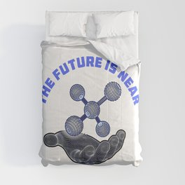 The future is near Comforters