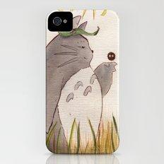 Silent Guardian Slim Case iPhone (4, 4s)