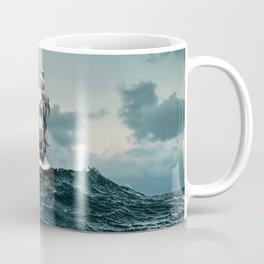 One With The Sea Coffee Mug