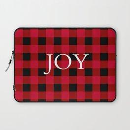 Joy Red Buffalo Check Laptop Sleeve