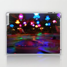 Teacups Blur at Night Laptop & iPad Skin