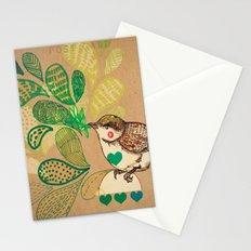 A   L I T T L E   B I R D Stationery Cards