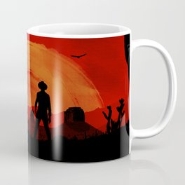 """Redemption Is Dead"" Coffee Mug"