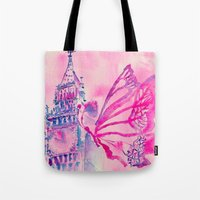 princess Tote Bags featuring Princess by zeze