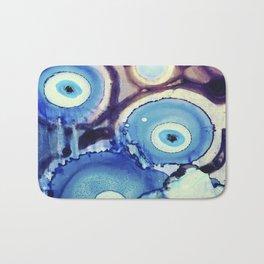 Evil Eye Tears Bath Mat
