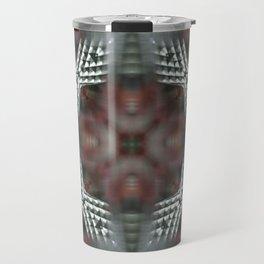 Ammar Abstract Travel Mug