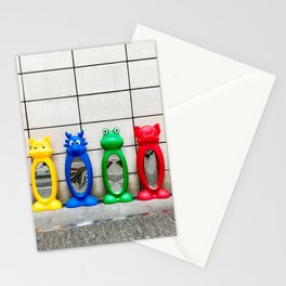 Goofy Reflections Stationery Cards