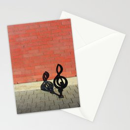 Symphony in Brick Major Stationery Cards