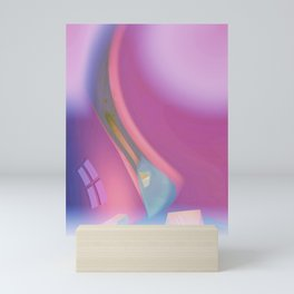 for sheer curtains and more -4- Mini Art Print
