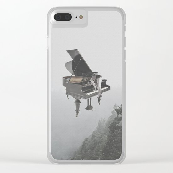Concerto Clear iPhone Case