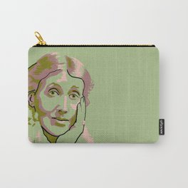 Virginia Woolf Carry-All Pouch