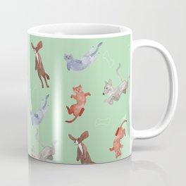 It's raining cats and dogs! Coffee Mug