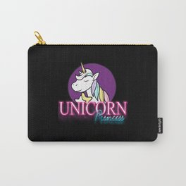 Unicorn Princess Carry-All Pouch