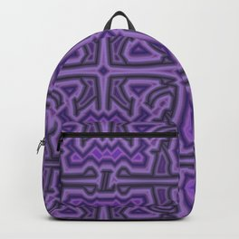 L - pattern b Backpack