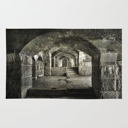 Casemate Carriage Rug