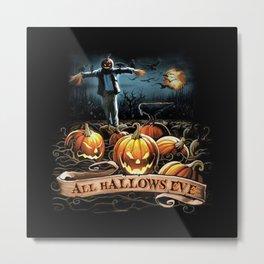all hallows eve Metal Print