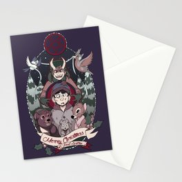 Merry Critter Christmas (South Park) Stationery Cards