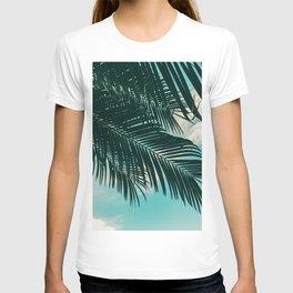 Tropical Palms #palm tree T-shirt