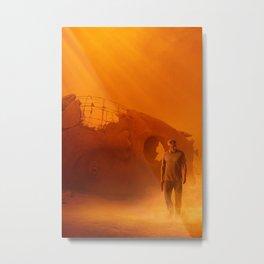 Blade Runner 2063 Metal Print